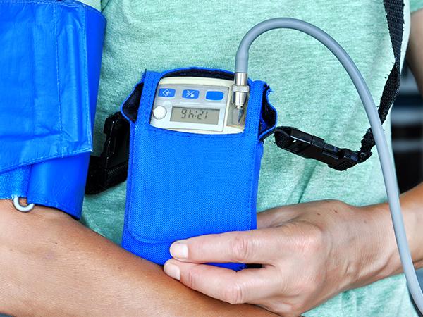 Langzeit-Blutdruckmessungen